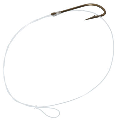 SN Hook Bronze Rigged Hooks