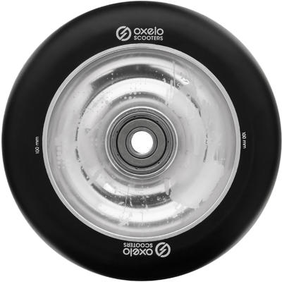 Scooter Wheel 100 mm - Black