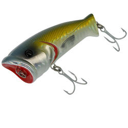 Towy 70 Floating Sea Plug Bait - Bright Yellow
