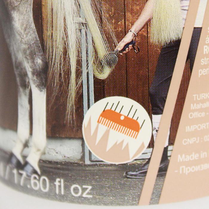 Ontwarrend glansmiddel ruitersport paarden en pony's 500 ml