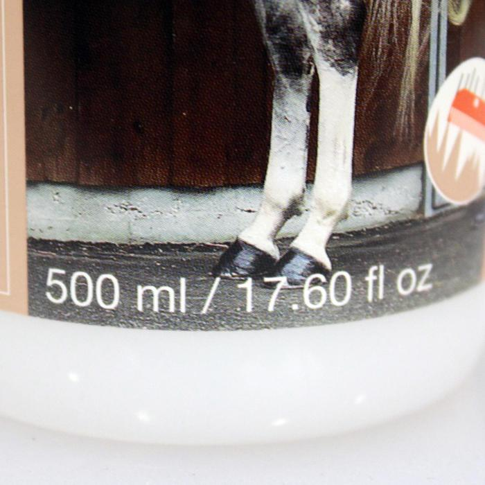 Ontwarrend glansmiddel ruitersport paarden en pony's 500 ml
