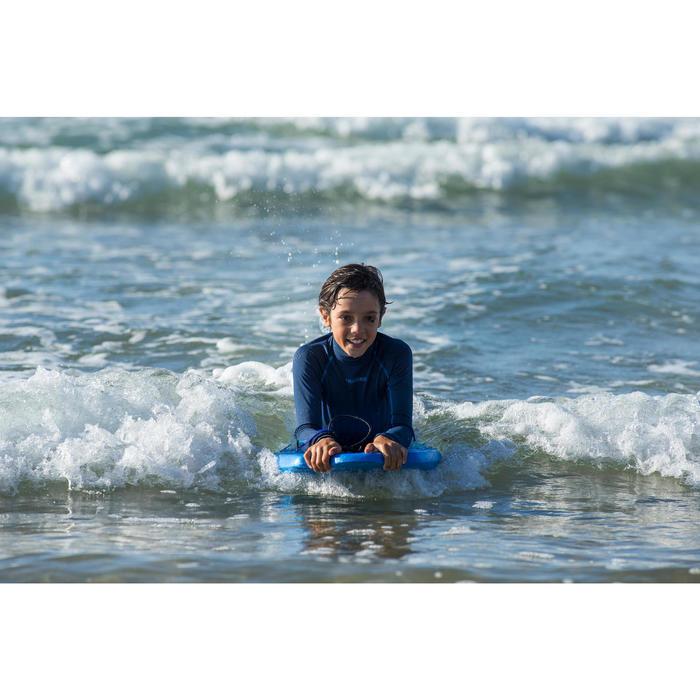 "Tabla Bodyboard 100 Niños Azul 6-12 Años 35"". Incluye Leash."