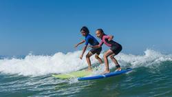 Kindershorty 100 voor surfen neopreen - 711048