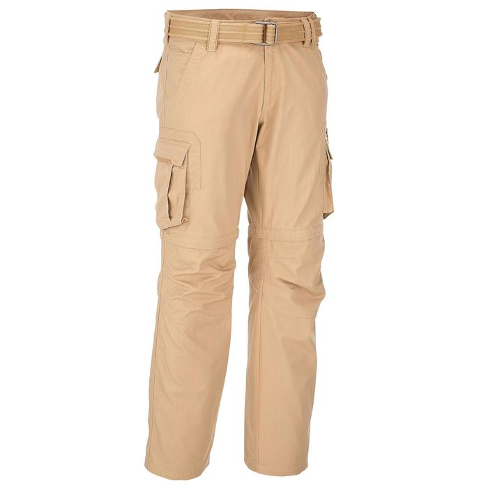 Pantalon modulable TRAVEL 100 HOMME - 711227