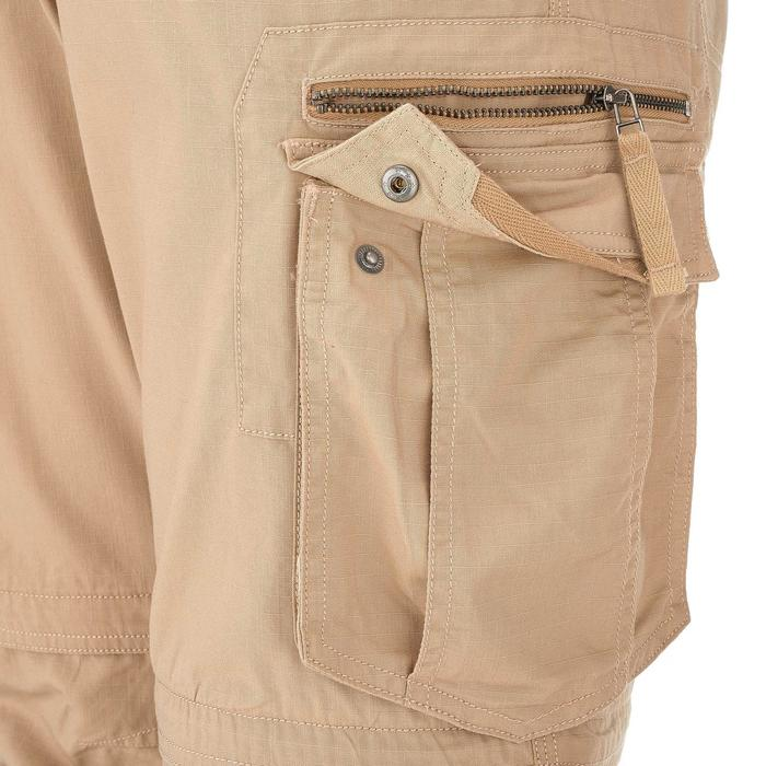 Pantalon modulable TRAVEL 100 HOMME - 711235