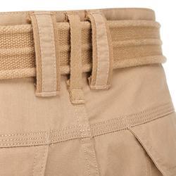Travel 100 Men's Zip-Off Trousers - Beige