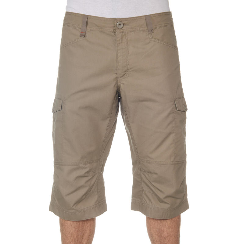 Men's Hiking Pants (3/4th) - Beige