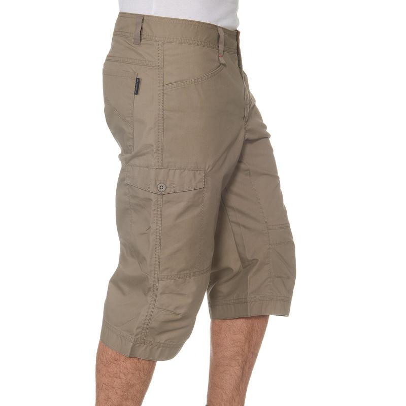 Men's Hiking Pants (3/4th) - Beige