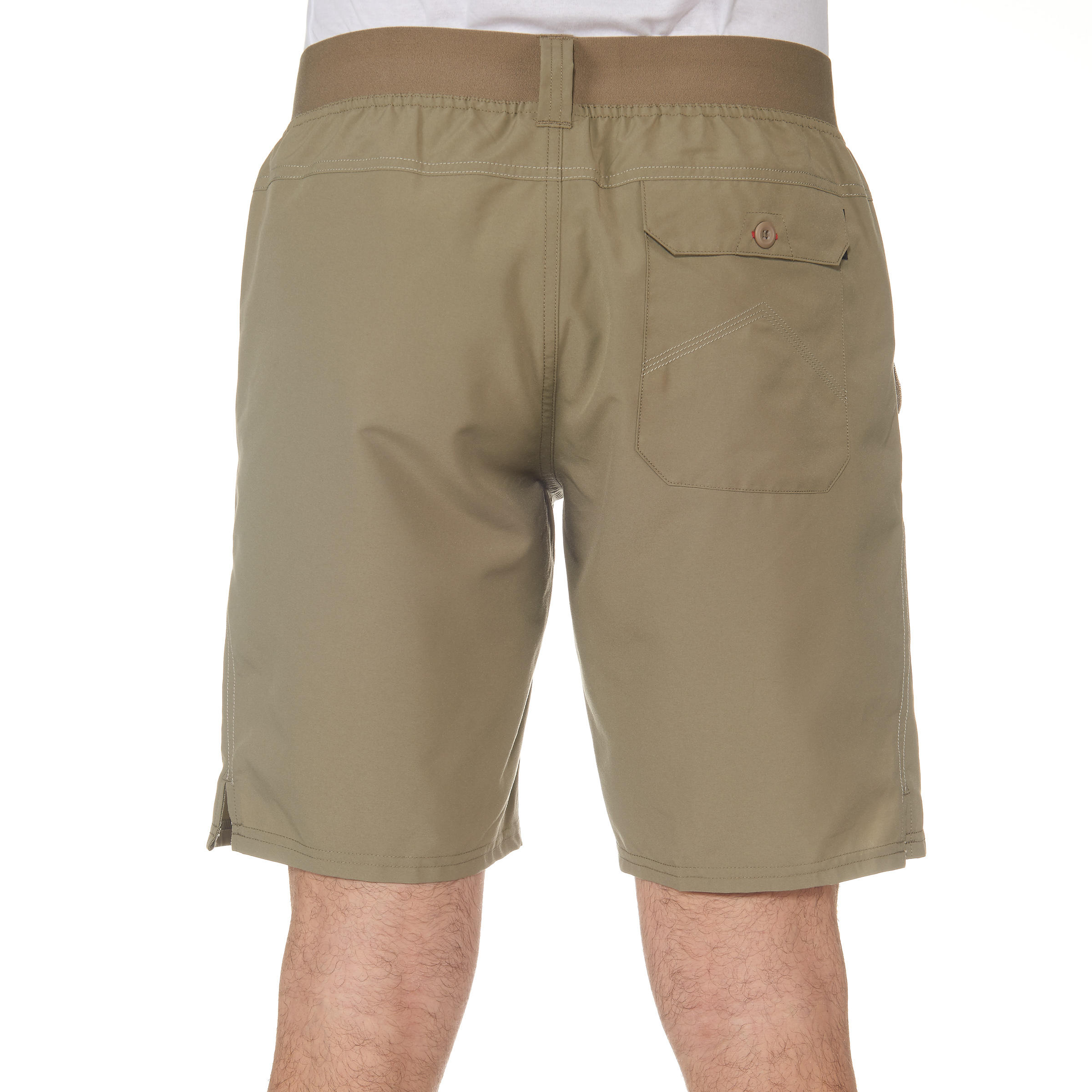 Men's Nature Hiking Shorts NH100 - Beige