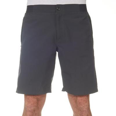 Bermudas de excursionismo hombre Arpenaz 50 Gris oscuro