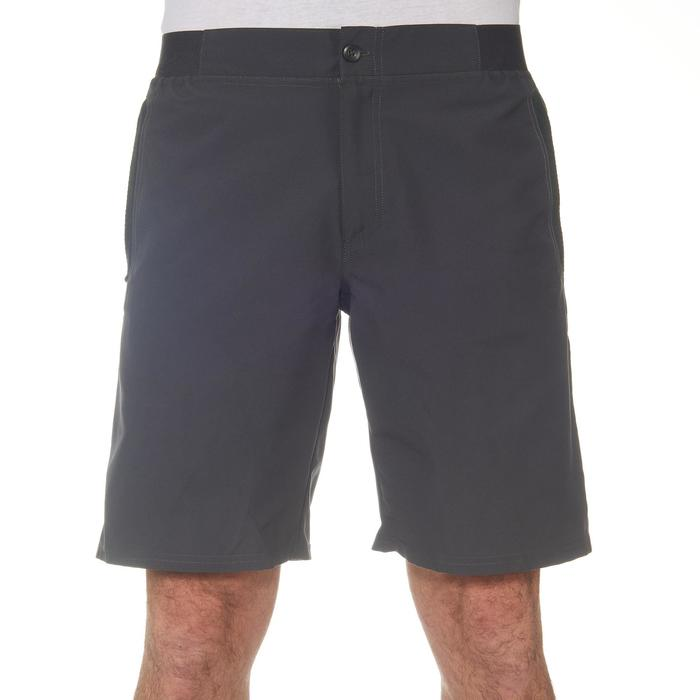 NH100 Men's Country Walking Shorts - Grey