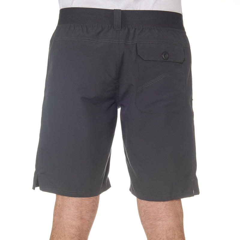 Arpenaz 50 Men's Hiking Shorts - Dark Grey