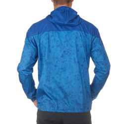 Helium Wind 500 Men's Windproof fast hiking jacket - Blue