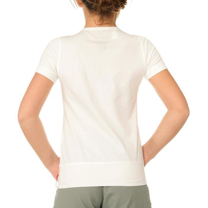 T-Shirt de randonnée enfant fille Hike 500 hibou - 711613