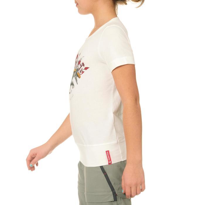 T-Shirt de randonnée enfant Hike 500 hibou - 711614