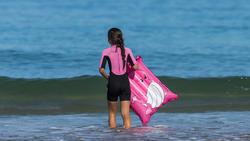Kindershorty 100 voor surfen neopreen - 711660