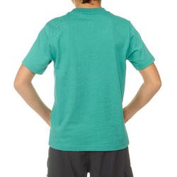 Jongens T-shirt voor wandelen Hike 500 - 711683
