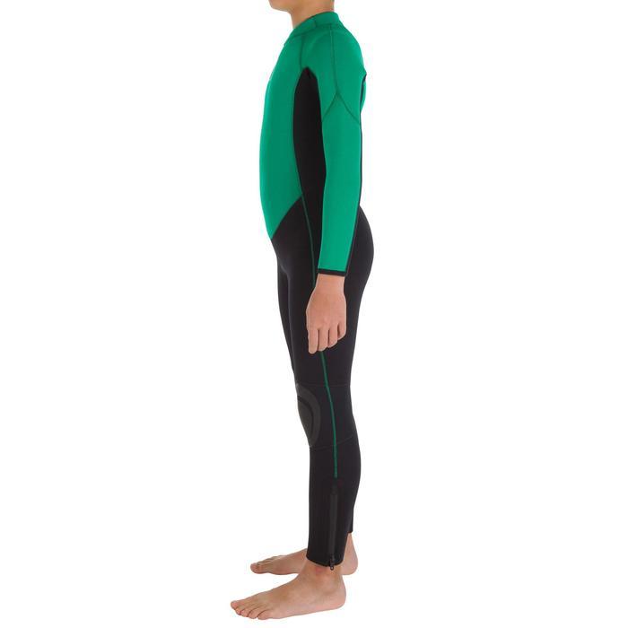 Combinaison SURF 100 Néoprène 4/3 mm Enfant - 7118