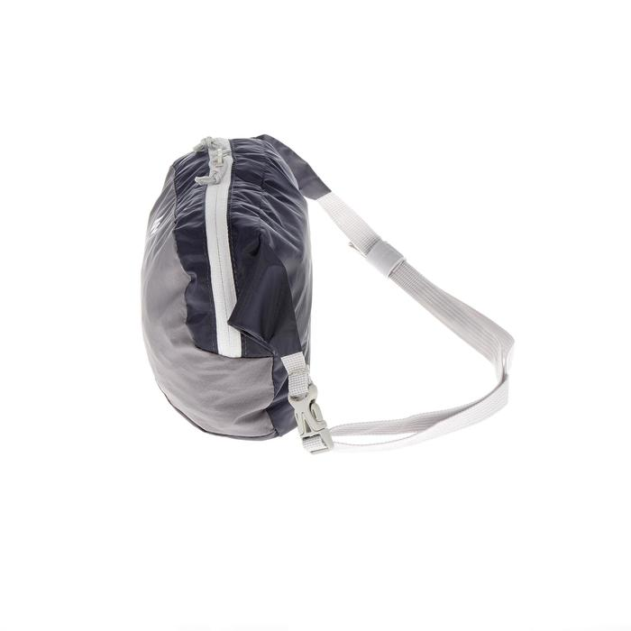 Sac banane TRAVEL ultra compacte grise