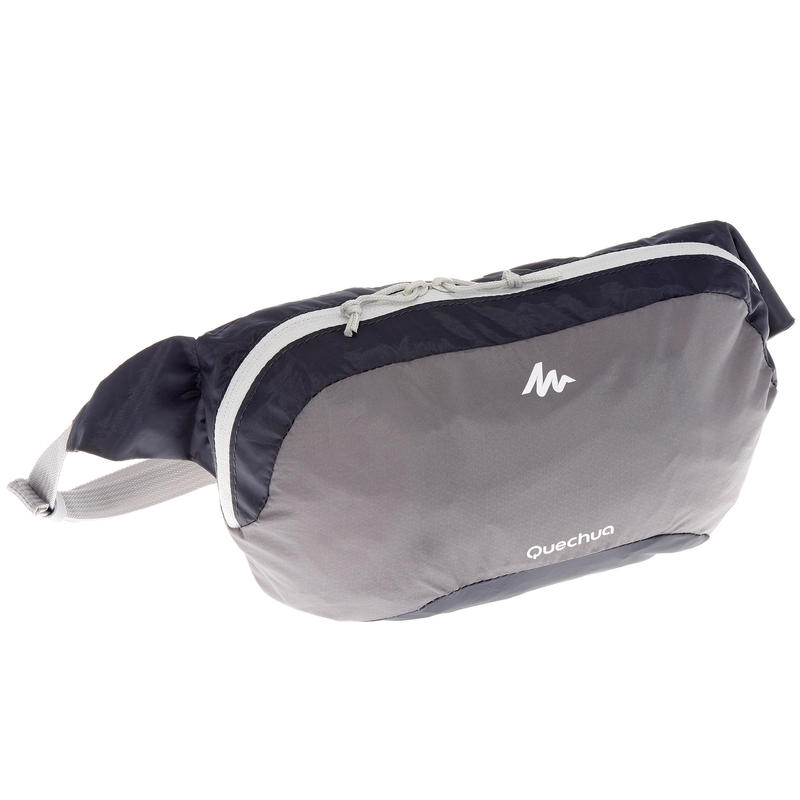 Travel Ultra-compact Bum bag - Grey