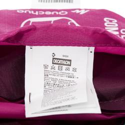 Bauchtasche Gürteltasche ultra kompakt violett