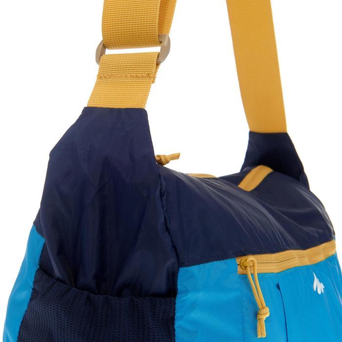 Besace TRAVEL ultra compacte bleue