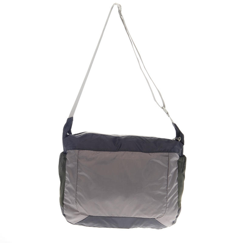 Bolso TRAVEL ultra compacto gris