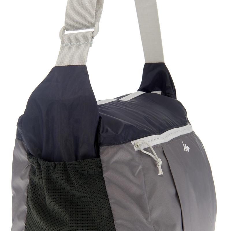 Bolso TRAVEL ultra compacto gris