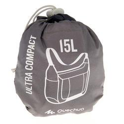 Compacte schoudertas voor trekking - 712018