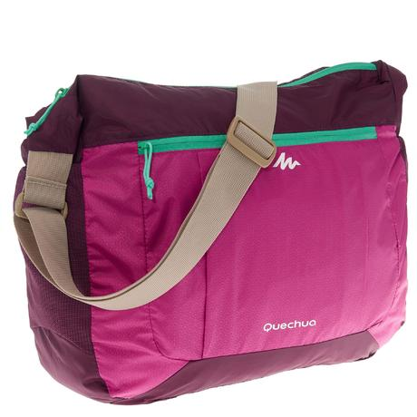 Besace Ultra Compacte Vlt- Quechua Violet uwarjE