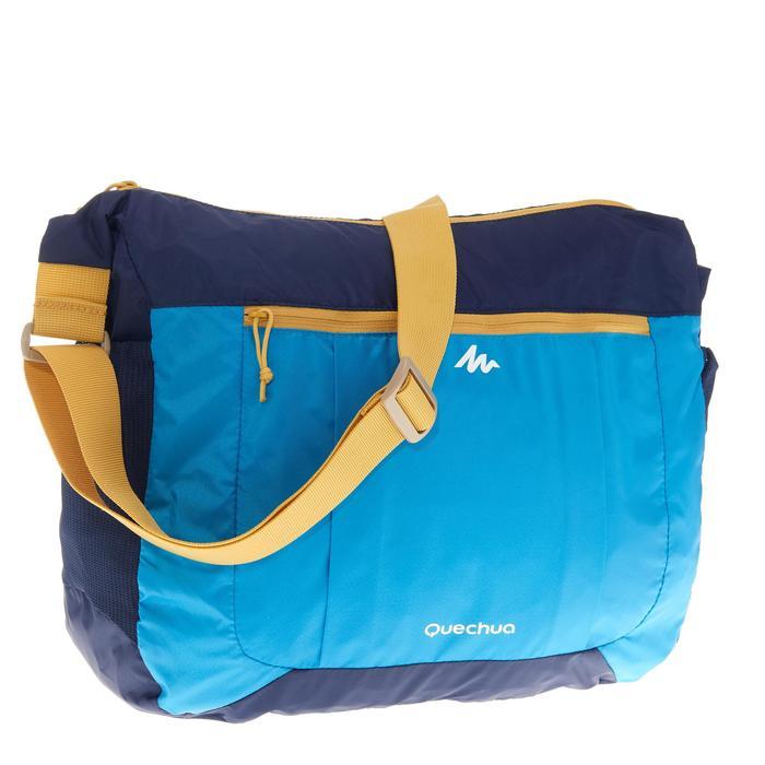 Umhängetasche Travel ultrakompakt blau