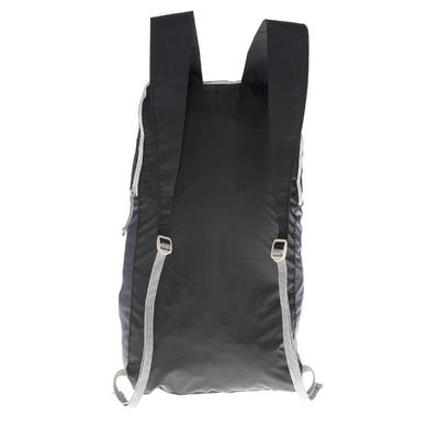 Morral TRAVEL ultracompacto 10 litros negro