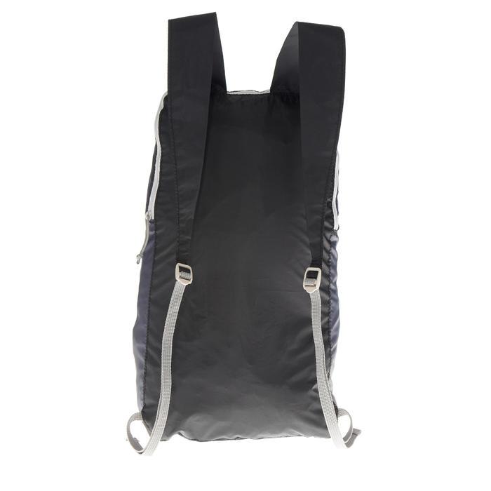 Mochila auxiliar ultra compacta 10 litros Negro