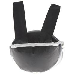 Mochila Arpenaz 10 ultra compacta y ultra ligera negro