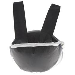Sac à dos TRAVEL ultra compact 10 litres noir