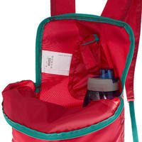 Travel Ultra-Compact 10-Litre Backpack - Pink