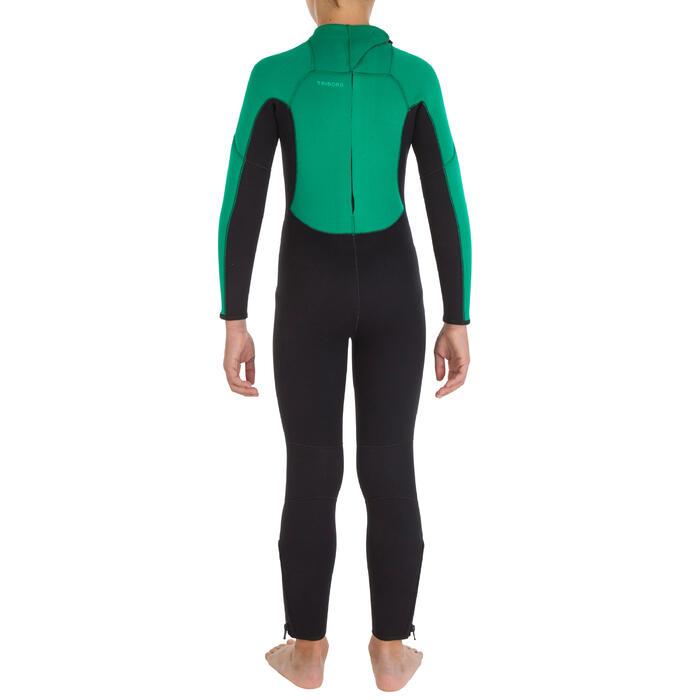 Traje SURF 100 Neopreno 4 3 mm Niños Olaian  4fab166641a
