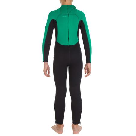 Traje SURF 100 Neopreno 4/3 mm Niños