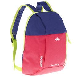 Arpenaz 7升 兒童健行運動包 - 玫瑰色