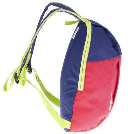 sac dos de randonn e arpenaz 7 litres enfants rose quechua. Black Bedroom Furniture Sets. Home Design Ideas