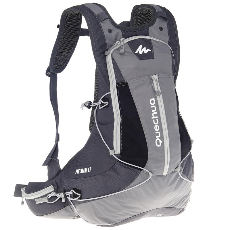 FH900 Helium 17 litre Hiking Backpack - Grey/Black.