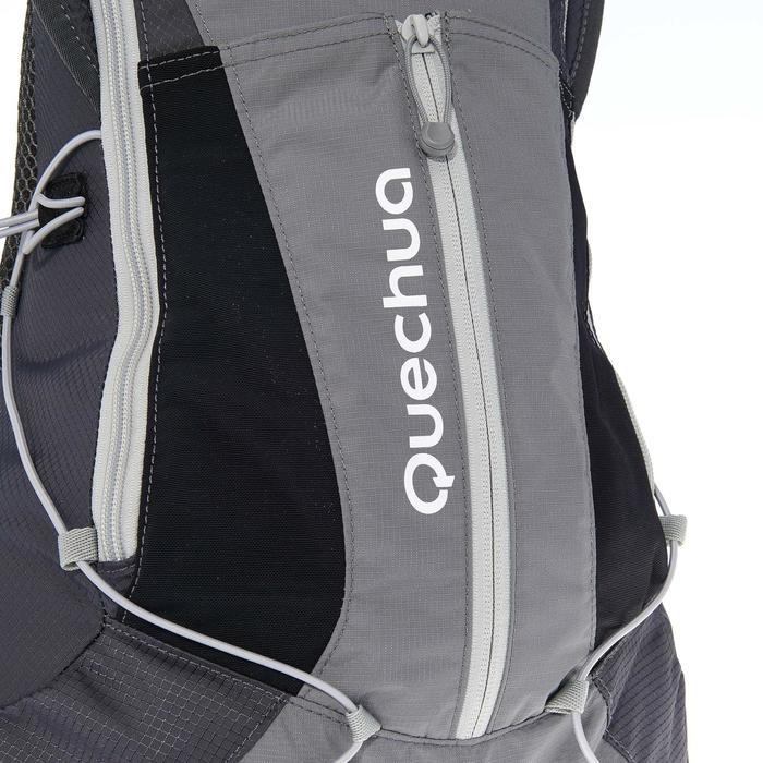 Rucksack Speed Hiking FH900 Helium 17 Liter grau/schwarz