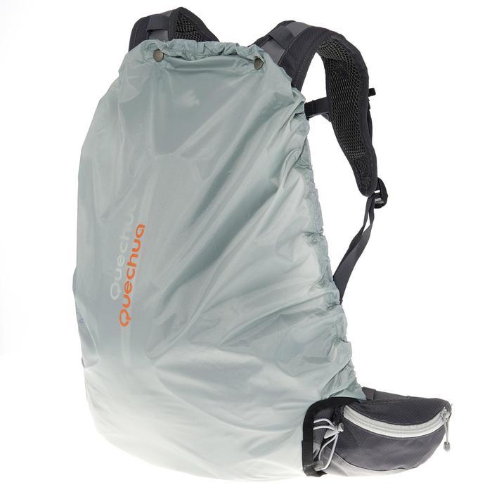 Wanderrucksack Speed Hiking FH900 Helium 17 Liter grau/schwarz