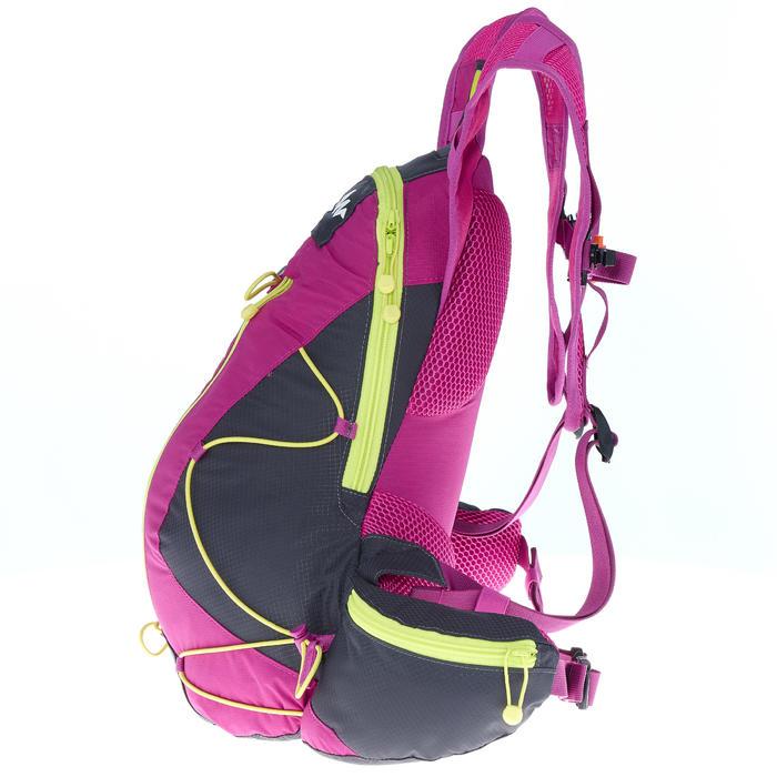 quechua sac dos de randonn e rapide ou fast hiking helium 10l decathlon. Black Bedroom Furniture Sets. Home Design Ideas