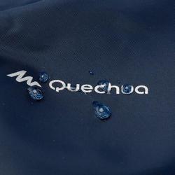 Surpantalon imperméable de randonnée enfant MH100 bleu marine 2 à 6 ANS