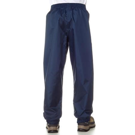 MH100 waterproof hiking pants - Kids