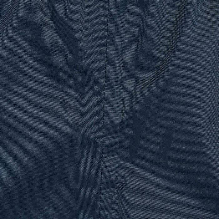 Regenhose Wandern MH100 Kleininder marineblau