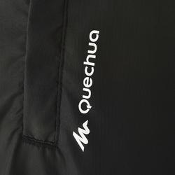 Regenhose NH500 Protect Damen schwarz für Naturwanderungen