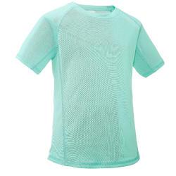 Jongens T-shirt voor wandelen Hike 100 - 712576