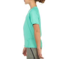 Jongens T-shirt voor wandelen Hike 100 - 712582